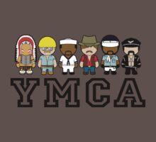 YMCA - VILLAGE PEOPLE One Piece - Short Sleeve