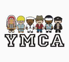YMCA - VILLAGE PEOPLE Kids Tee