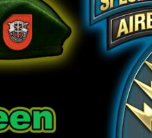 7th Special Forces Group (Abn) Sticker