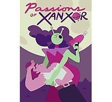 Passion of Xanxor - Book from Steven Universe Photographic Print