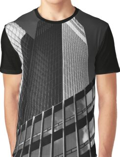 The Lines of the City Graphic T-Shirt
