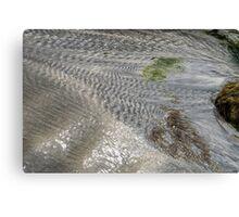 water rush 4 Canvas Print