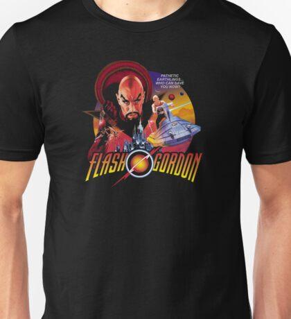 Flash Gordon (bright) Unisex T-Shirt