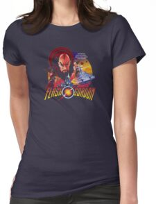 Flash Gordon (bright) Womens Fitted T-Shirt