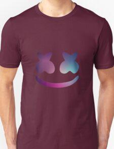 Marshmello Blue Violet Unisex T-Shirt