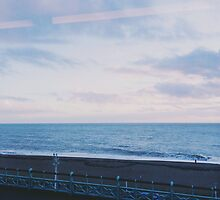 Brighton Beach by lolohannah