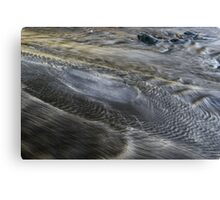 water rush 5 Canvas Print