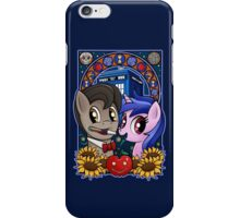 Ponies are Cool iPhone Case/Skin