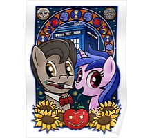 Ponies are Cool Poster