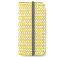 Mickey Polka Dots in Belle Yellow iPhone Wallet/Case/Skin
