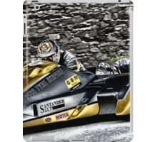 Road Racing at the TT iPad Case/Skin