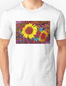 Sunflower: Wild Adventure Unisex T-Shirt