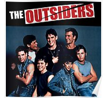The Outsiders Film Poster