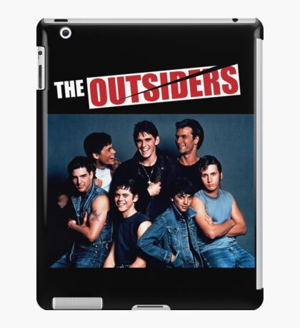 The Outsiders Film iPad Case/Skin