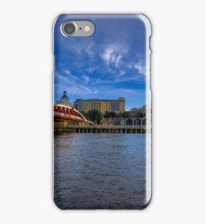 Between the Bridges iPhone Case/Skin