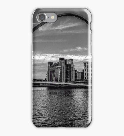 Gateshead Millenium Bridge iPhone Case/Skin