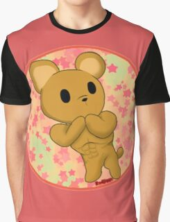 Chibi and fit bear Graphic T-Shirt