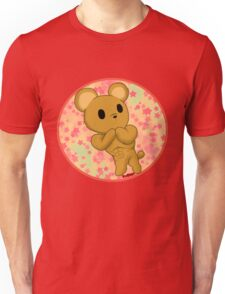 Chibi and fit bear Unisex T-Shirt