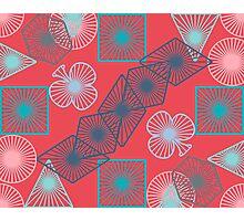 Geometricool Photographic Print