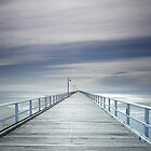 A long walk down the pier! by Peter Doré