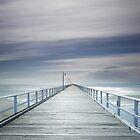 A long walk down the pier! by Peter Doré