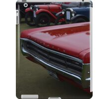 Classic Plymouth Grille iPad Case/Skin