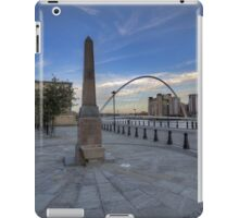 Newcastle Quayside iPad Case/Skin
