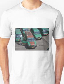angkot-public transportation in bandung T-Shirt