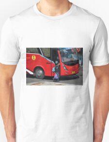 parking bus T-Shirt