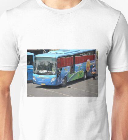 parking bus Unisex T-Shirt