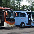 parking bus by bayu harsa