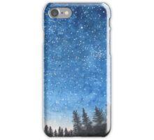 Blue Star Sky iPhone Case/Skin