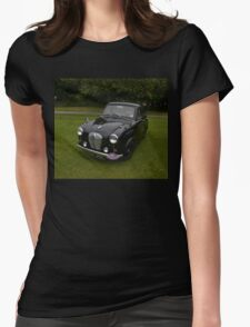 Black Austin A35 Womens Fitted T-Shirt
