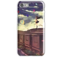 Distance iPhone Case/Skin
