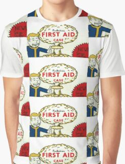 Radiation First Aid Graphic T-Shirt