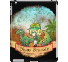 Diego  Brando   iPad Case/Skin