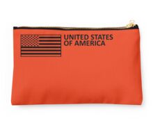 Industrial Styling - United States of America Studio Pouch
