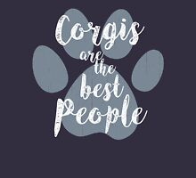 Corgis are the Best People Unisex T-Shirt