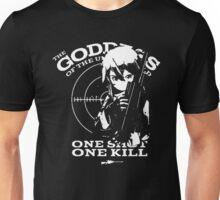 <SWORD ART ONLINE> One Shot One Kill Unisex T-Shirt
