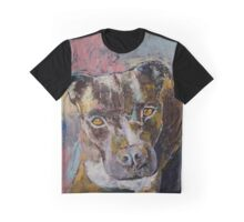 Brindle Bully Graphic T-Shirt