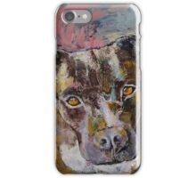 Brindle Bully iPhone Case/Skin