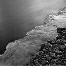 Ice Harbour (iPhone wallet) by Matti Ollikainen
