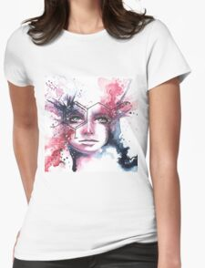 The Emotion Of Amino Womens Fitted T-Shirt