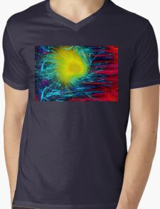 Stellar Singularity Mens V-Neck T-Shirt