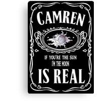 Camren Canvas Print