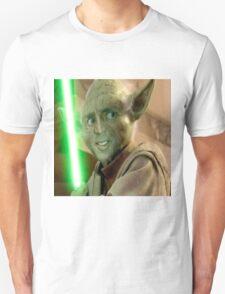 Yoda Cage Unisex T-Shirt