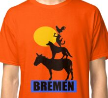 Town Musicians of Bremen Classic T-Shirt