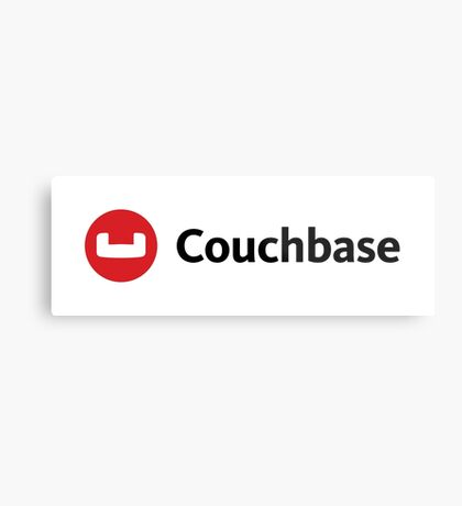 couchbase database nosql programming Metal Print