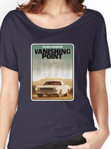 Vanishing Point Women's Relaxed Fit T-Shirt