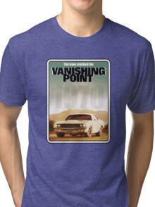 Vanishing Point Tri-blend T-Shirt